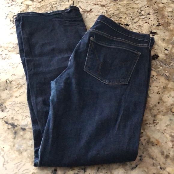 Citizens Of Humanity Denim - CITIZENS OF HUMANITY Amber Bootcut Sz 32